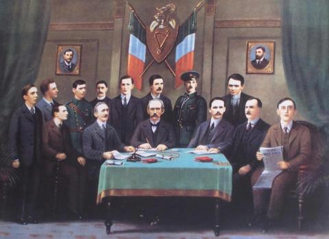 Cáisc 1916