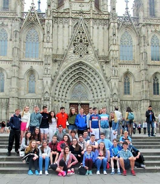 Turas go Barcelona 2015