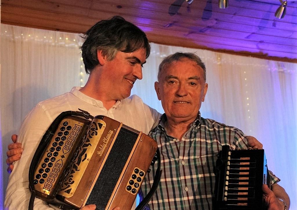 Johnny Connolly agus Johnny Óg