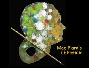 Mac Piarais i bpictiúir