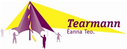 Tearmann Éanna Teo. Logo