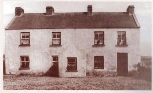 Tigh Mholly sa mbliain 1900