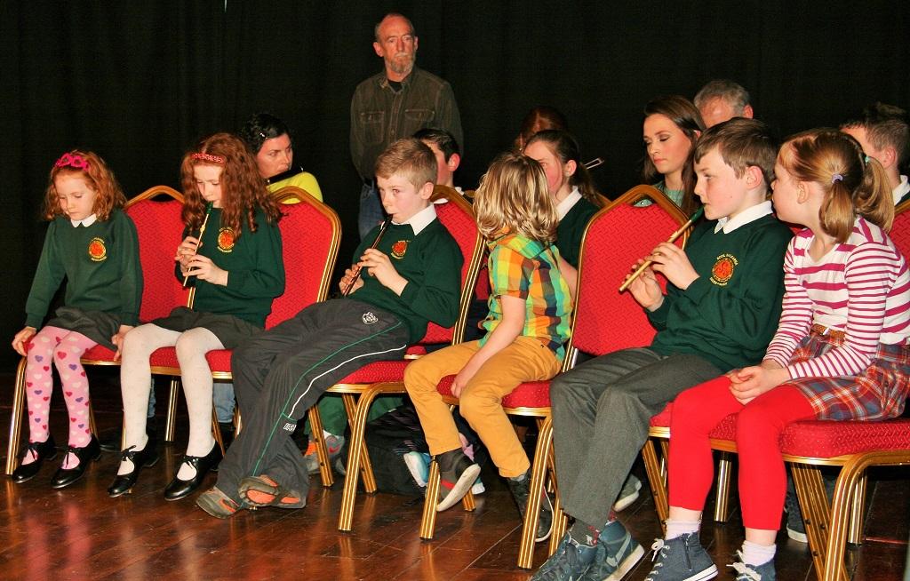 Gasúir i Scoraíocht an Locháin Bhig