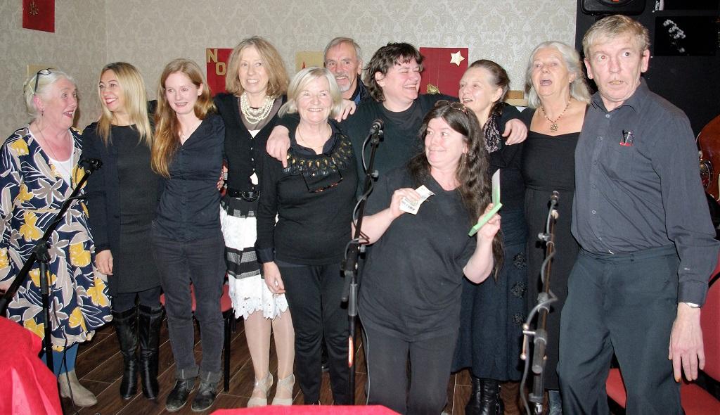 Club na bhFoghlaimeoirí (Uaighneas na Nollag)
