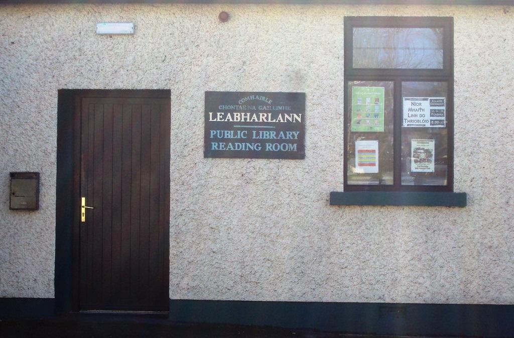 LeabharlannAnSpidéal