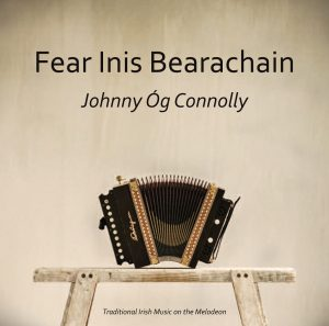 Johnny Óg CD-Fear Inis Bearachain