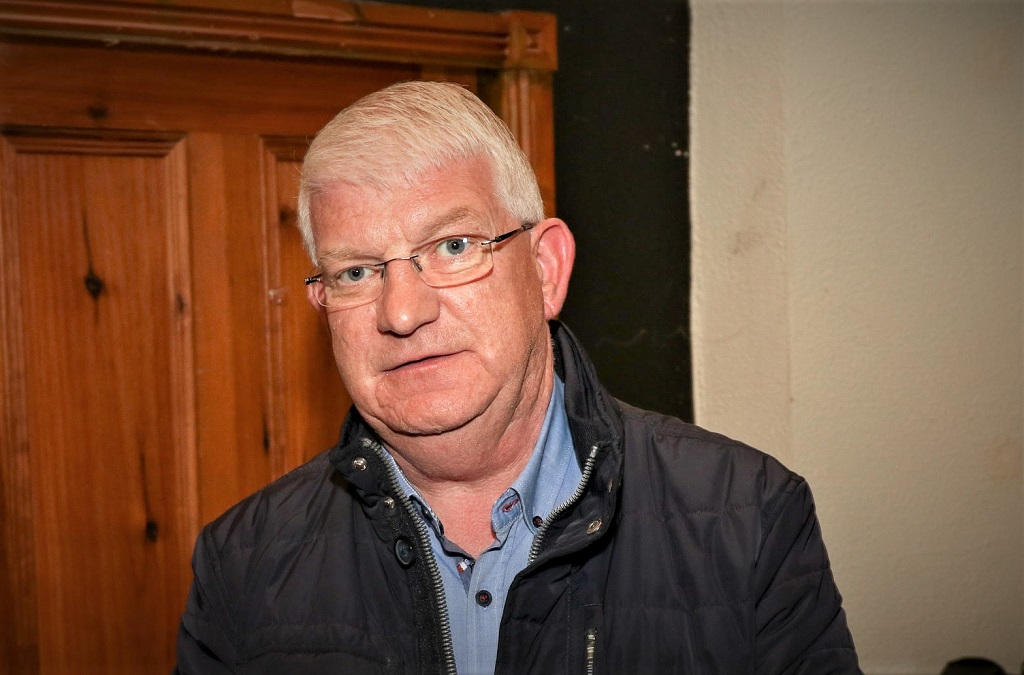 Pádraig Joe Joe mac Con Iomaire (Pic: Seán Ó Mainnín)