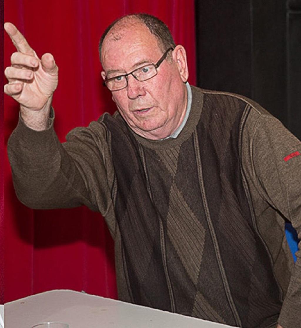 Tomás Ó Curraoin (Sinn Féin Poblachtach)