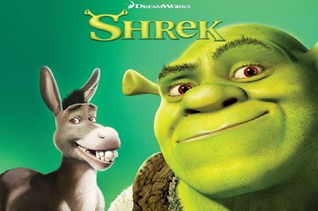 Cinema Gaelach - Shrek