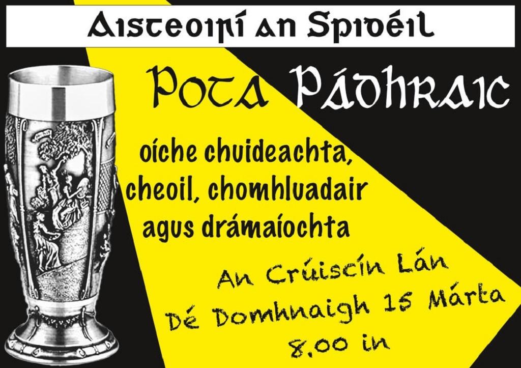 Aisteoirí-an-Spidéil_Pota-Pádhraic
