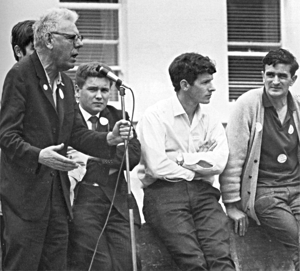 Máirtín Ó Cadhain toghchán 1969